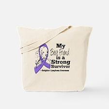Best Friend Hodgkins Lymphoma Tote Bag