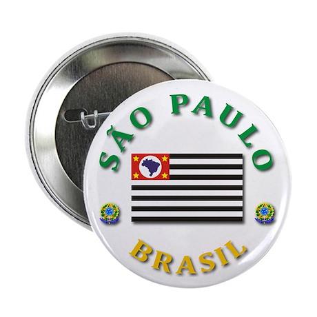 "Sao Paulo 2.25"" Button (100 pack)"