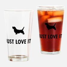 Petit Basset Griffon Vendeen Drinking Glass