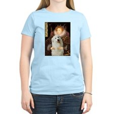 The Queen's Great Pyrenees T-Shirt