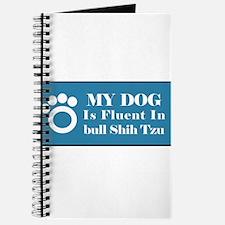 My Dog Is Fluent Journal