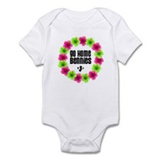 Bennys go home Infant Bodysuit