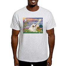 Cloud Star & Great Pyrenees T-Shirt