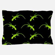 Gecko Pattern Pillow Case