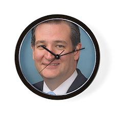 Cute Ted Wall Clock