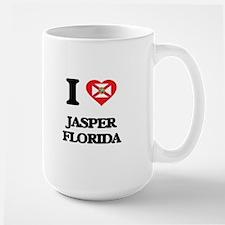 I love Jasper Florida Mugs