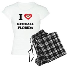I love Kendall Florida Pajamas