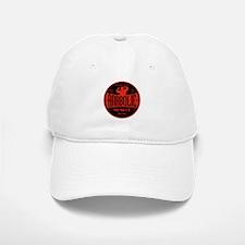 RETRO MUSCLE LOGO Baseball Baseball Cap