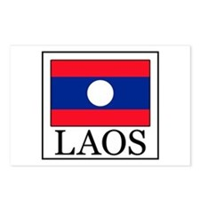 Laos Postcards (Package of 8)