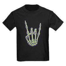 Bony Rock Hand Color T
