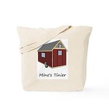 Mine's Tinier Tote Bag