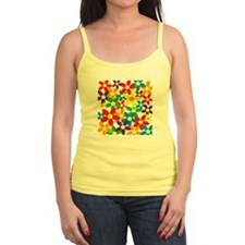 Flowers Colorful Tank Top