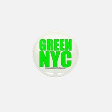 GREEN NYC Mini Button (10 pack)