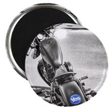 yes motorcycle Magnet