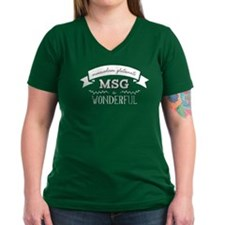 MSG is Wonderful Shirt