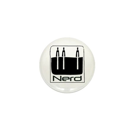 Pocket Protector Mini Button (100 pack)