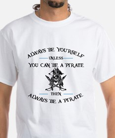 Always be a KBR Pirate Shirt