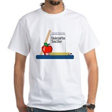 Kindergarten Teacher (Notebook) Shirt