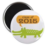 2015 Graduation alligator Magnet