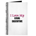 I Love My LEGAL EXECUTIVE Journal