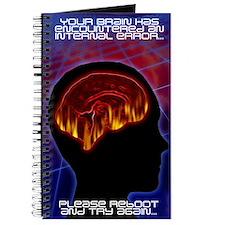Brain Error #1 Journal