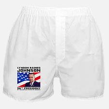 36 Johnson Boxer Shorts