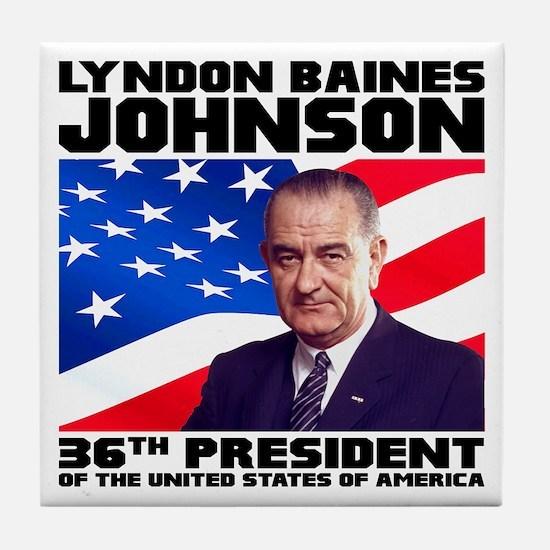 36 Johnson Tile Coaster