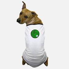 Fluffball Gecko Dog T-Shirt