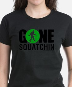 Funny Gone squatchin Tee
