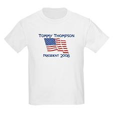 Tommy Thompson president 2008 T-Shirt