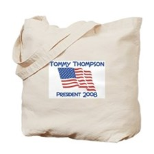 Tommy Thompson president 2008 Tote Bag