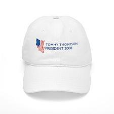 TOMMY THOMPSON for President Baseball Cap