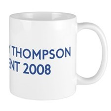 TOMMY THOMPSON for President Coffee Mug