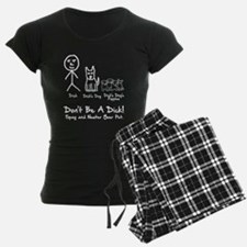 Don't be a dick Pajamas