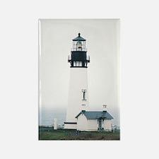 Yaquina Bay Lighthouse Rectangle Magnet