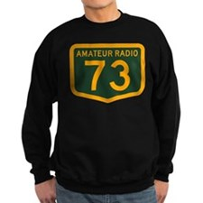 Amateur Radio 73 DS Sweater