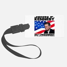 35 Kennedy Luggage Tag