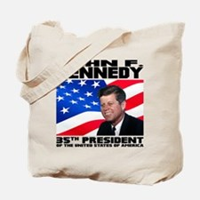 35 Kennedy Tote Bag