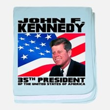35 Kennedy baby blanket