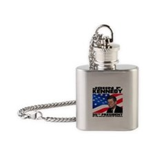 35 Kennedy Flask Necklace