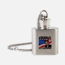 35 Kennedy Flask Necklace