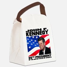 35 Kennedy Canvas Lunch Bag