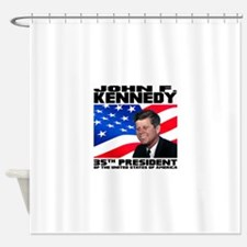 35 Kennedy Shower Curtain