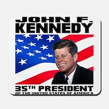 35 Kennedy Mousepad