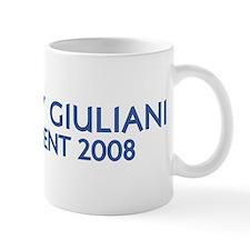 RUDY GIULIANI for President Coffee Mug