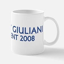 RUDY GIULIANI for President Mug