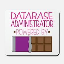 Database Administrator Mousepad