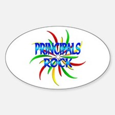 Principals Rock Decal