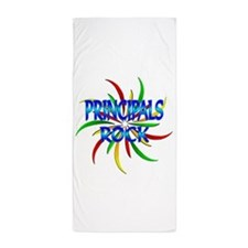 Principals Rock Beach Towel