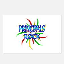 Principals Rock Postcards (Package of 8)